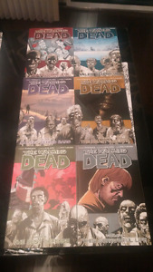 The Walking Dead vol.1-6*Mint Condition!*