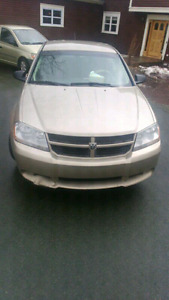Dodge avenger 2009 (selling for parts or fix up)