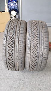 195/50ZR16 CONTINENTAL EXTREME CONTACT DWS