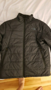 Lg size North Face down jacket