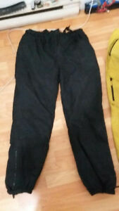 North49 Fleece lined Snow pants size Lg.