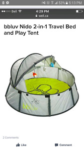 Looking for baby tent