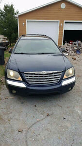 2004 Chrysler Pacifica VUS