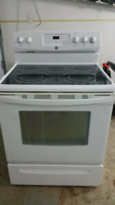 KENMORE CERAMIC GLASS STOVE 30 INCHES