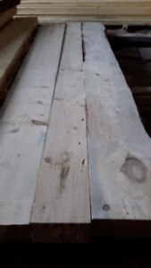 Red Knotty Pine Rough Lumber Table >Home Reno>Materials>Other