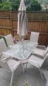 Patio Set $25 or Free..