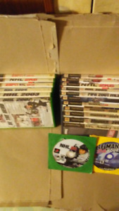 XBOX & PS2 Video Games