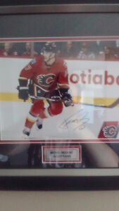 Two signed flames pictures 40 dollars each