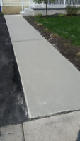 CONCRETE PORCH TOPS AND SIDEWALKS RESURFACED, LOOK NEW