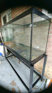 120 Gallons Aquarium with Stand