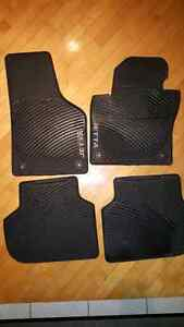 Tapis hiver voiture