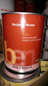 Brand New Benjamin Moore paint