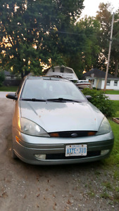 2004 Ford Focus ZTW hatchback