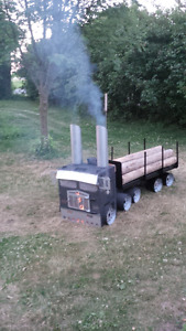 Cabover Custom Fire Pit