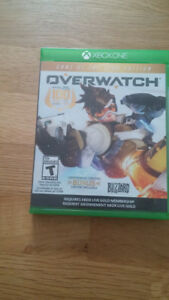 Overwatch et For Honor sur Xbox One! 35$ et 20$