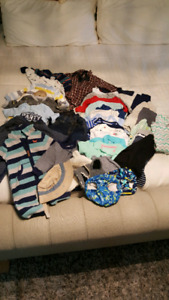 Boys clothing size 3-6 months
