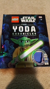 Lego star wars book - hard cover
