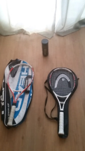 Head tennis racquets (new)(rrfuced)