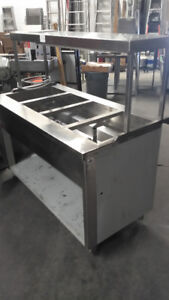 Used Abco Steam Table