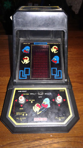 Original 1980 pacman game machine