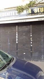 Shop To Let In High Road Leytonstone