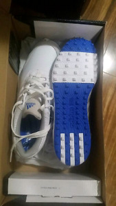 Mens size 12 Adidas Golf Shoes