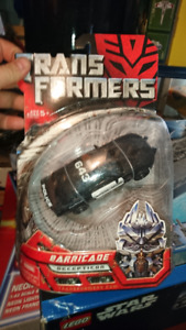 Transformers Movie Deluxe Class Barricade