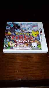 Pokémon Rumble Blast Nintendo 3DS