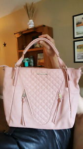 Steve Madden light pink purse / bag