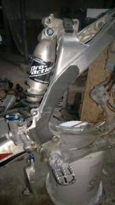 2009 yz450 part out