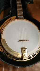 2005 Gibson RB5 archtop 5string banjo