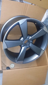 Brand new alloy rims 19 inches
