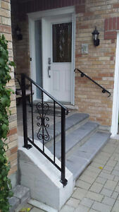 Custom steel fences, gates, and railings