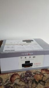 Lexmark Printer X4650 All in One