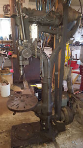 Camel Back Drill Press