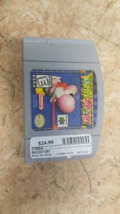 YOSHI N64 GAME