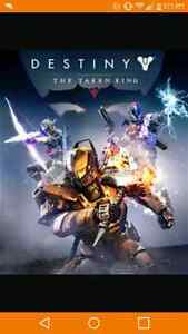 LOOKING FOR DESTINY: The Taken King