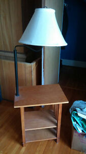 Table/Lamp