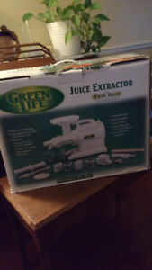 Top Quality Green Life Raw Juice Extractor