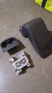 Cobalt center console armrest