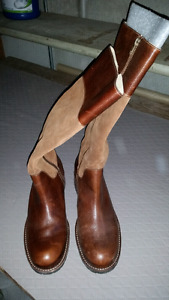 L.L.Bean Leather & Suede Boots