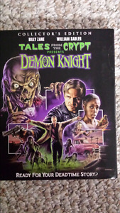 Tales From The Crypt Demon Knight blu ray