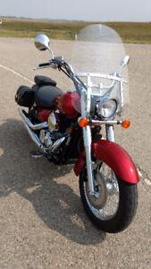 2015 Honda Shadow Aero