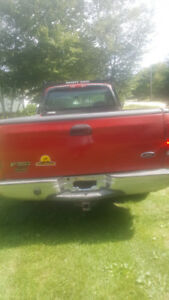 1997-03 ford f150 rear rack