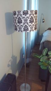 Lamps --- All 3 lamps for 25$