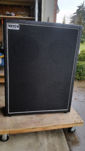 Krych 4 X12 custom Priced to sell