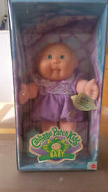 1990's Oringinal Cabbage Patch Baby doll. for sale  Blackburn, Lancashire