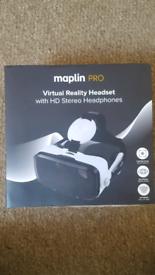 Maplin Pro VR Headset