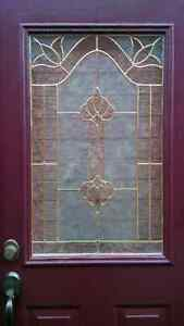 Leaded Glass Inserts