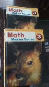MATH MAKE SENSE GRADE 6(USED)